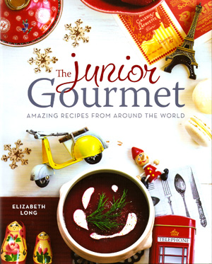 The junior gormet cook book